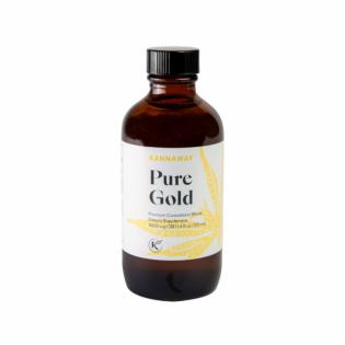 Pure Gold CBD Öl